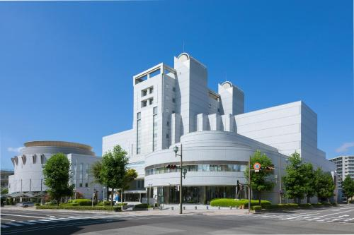 Hotel Hiroshima International Youth House Jms Aster Plaza