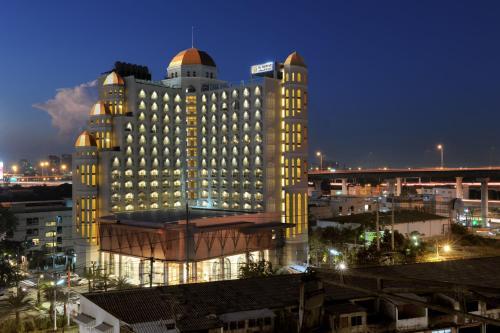 Al Meroz Hotel Bangkok - The Leading Halal Hotel impression