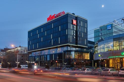 Ibis Krasnoyarsk Center - Hotel - Krasnoyarsk