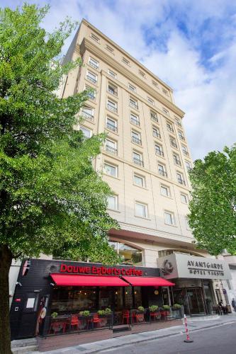 Istanbul Avantgarde Hotel Taksim rezervasyon