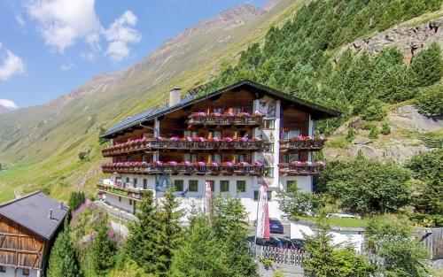 Geierwallihof - Hotel - Vent