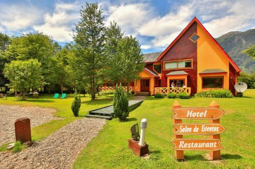. Hotel y Cabañas Patagonia Green