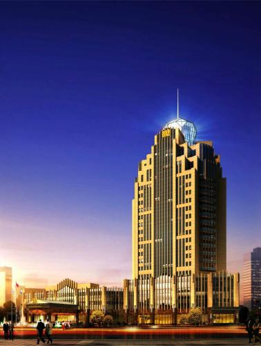 . Regal Kangbo Hotel Dezhou