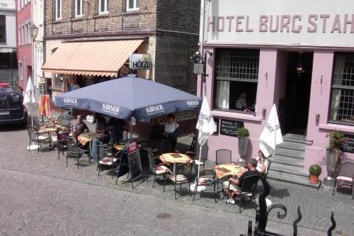 . Hotel-Café-Burg Stahleck