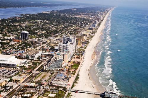 100 North Atlantic Avenue, Daytona Beach, Florida 32188, United States.