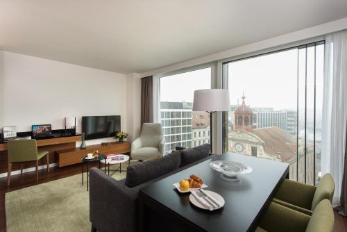 Fraser Suites Geneva - Serviced Apartments