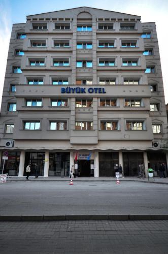 Hotel Eskisehir Buyuk Hotel