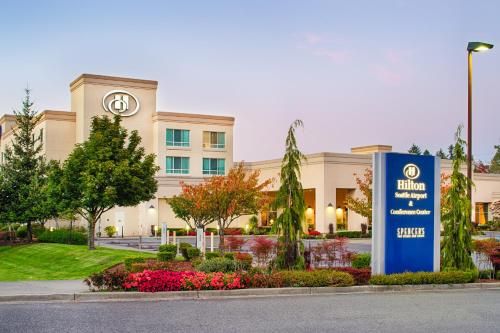 Hilton Seattle Airport&Conference Center - Hotel - SeaTac