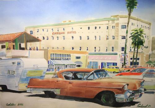 Cadillac Hotel - Venice, CA 90291