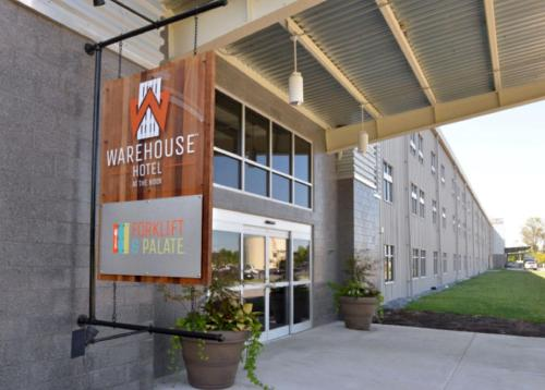 . Warehouse Hotel at The Nook
