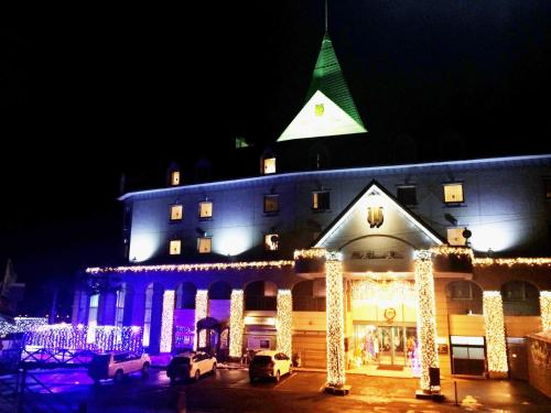 호텔 나투르발트 후라노