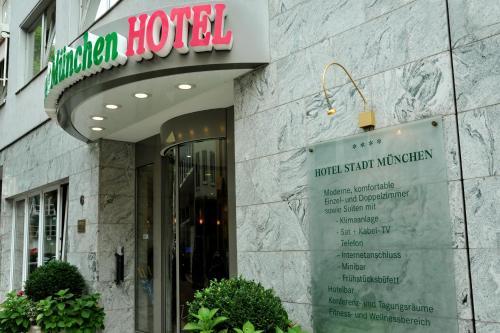 Hotel Stadt München photo 5