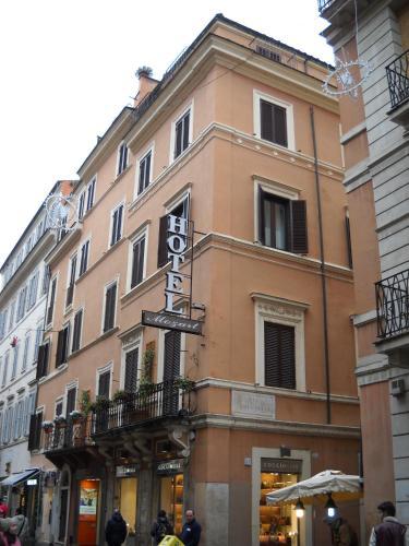 Via dei Greci 23, b - 00187 Rome, Italy.
