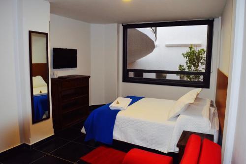 . Camino A La Villa Cucaita Hotel