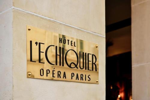 Hôtel L'Echiquier Opéra Paris - MGallery by Sofitel photo 34