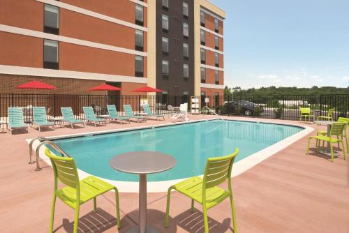 Home2 Suites by Hilton Knoxville West - Hotel - Knoxville