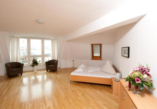 Apartments am Brandenburger Tor Двухуровневые апартаменты (для 4 взрослых)