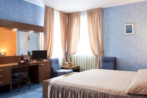 Hotel-overnachting met je hond in DITER Hotel - Sofia - Centrum