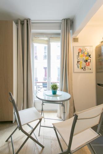 Joli studio à paris photo 6