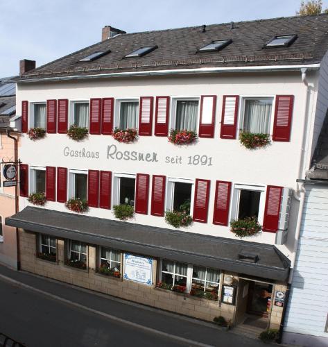 Hotel Rossner - Münchberg