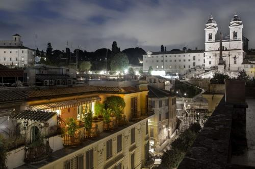 The Inn at the Spanish Steps-Small Luxury Hotels photo 10