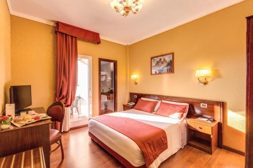 Hotel Impero, Rome, Italy