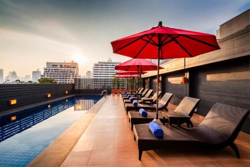 Hotel Solo, Sukhumvit 2, Bangkok impression