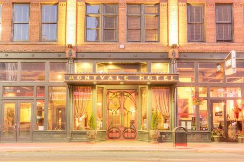Hotels In Spokane Wa >> Montvale Hotel In Wa