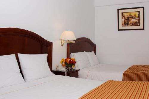 Hotel Hacienda Puno zdjęcia pokoju
