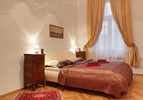 Hotel-overnachting met je hond in Bohemia Antique Apartment - Praag - Praag 1