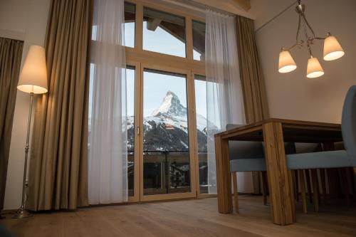 Panorama Ski Lodge Zermatt