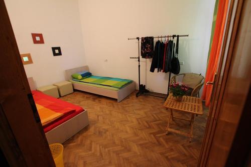 DownTown Hostel room photos