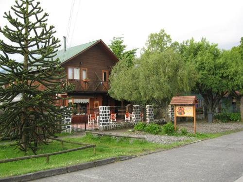 Hostal La Tetera - Accommodation - Pucón