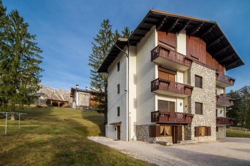Villa Luisa - Stayincortina Cortina d'Ampezzo