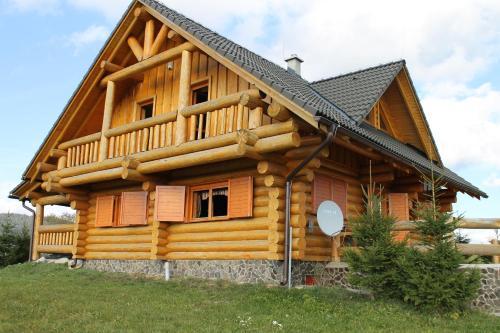Accommodation in Oravská Lesná