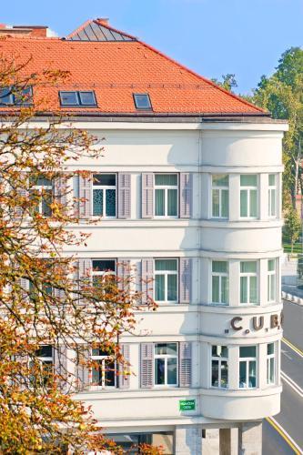 Slovenska cesta 15, Ljubljana, Slovenia.