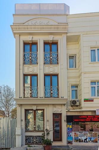 Istanbul Ada Hotel Istanbul odalar