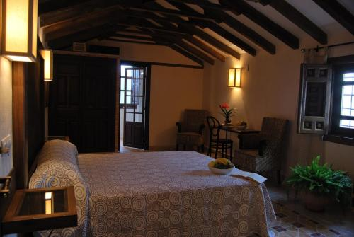 Superior Double Room Hotel Rural Casa Grande Almagro 33