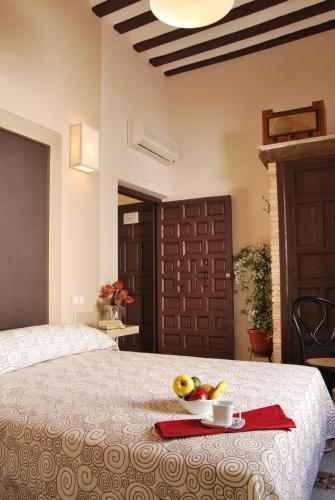 Standard Doppelzimmer Hotel Rural Casa Grande Almagro 12