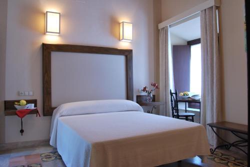 Standard Doppelzimmer Hotel Rural Casa Grande Almagro 14