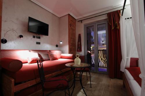 Senior Suite-Sierra de Aitana Boutique Hotel Sierra de Alicante 11