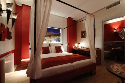 Senior Suite-Sierra de Aitana Boutique Hotel Sierra de Alicante 10
