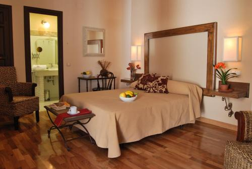 Superior Double Room Hotel Rural Casa Grande Almagro 30