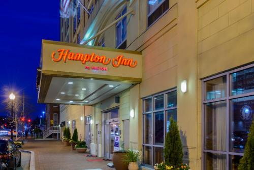 Hampton Inn Washington-Downtown-Convention Center - Washington, DC 20001