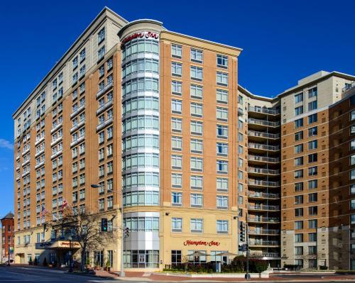 Hampton Inn Washington DC - Convention Center - Washington, DC DC 20001-2646
