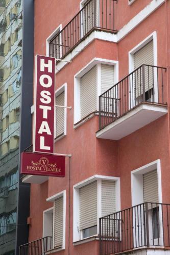 . Hostal Velarde