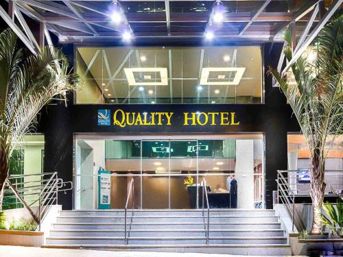 Quality Hotel Pampulha & Convention Center
