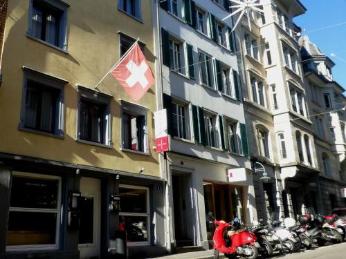 Hotel Weisses Kreuz, Hotel in St. Gallen