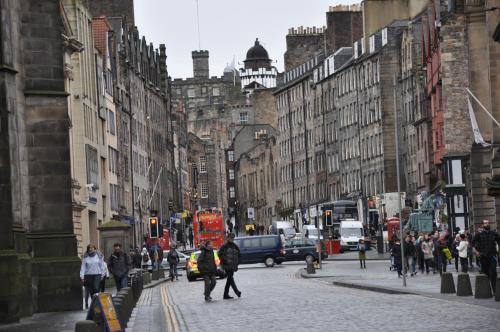 Stay Edinburgh City Apartments - Royal Mile photo 63