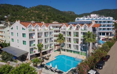 Marmaris Palmea Hotel tek gece fiyat